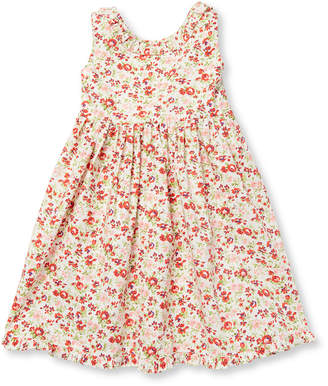 Elephantito Floral Dress & Bloomer Set
