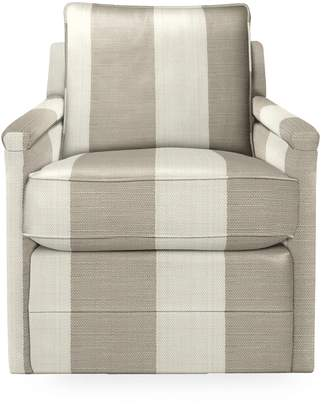 Serena & Lily Spruce Street Swivel Chair