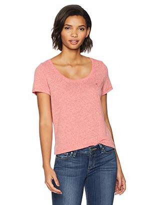 Tommy Hilfiger Women's T Shirt Original Triblend Tee