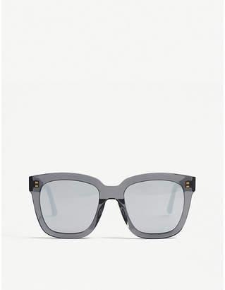 Gentle Monster Dreamer Hoff mirrored acetate sunglasses