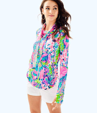 Lilly Pulitzer Womens Fletcher Pullover