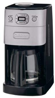 Cuisinart Grind And Brew 12-Cup Automatic Coffeemaker
