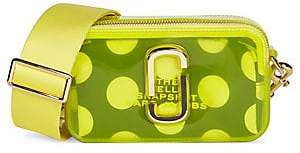 Marc Jacobs Women's Snapshot The Jelly PVC Camera Bag