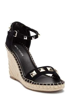 Marc Fisher Knoll Espadrille Wedge Sandal