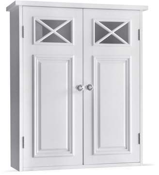 Elegant Home Fashions Dawson 2 Door Wall Cabinet