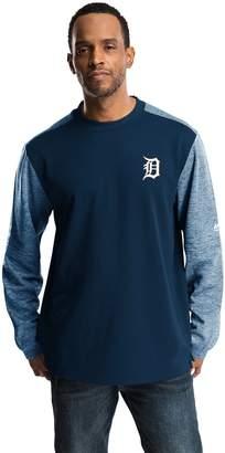 Majestic Men's Detroit Tigers Tech Fleece Tee