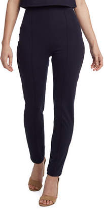 Ripley Rader High-Waist Slim Leg Ponte Pants