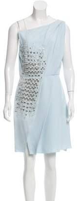 Genny Embellished Sheath Dress