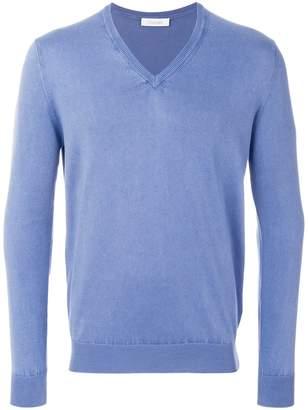 Cruciani V-neck sweatshirt