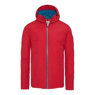 Red Packble Jacket