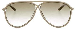 Tom Ford Maximillion Aviator Sunglasses