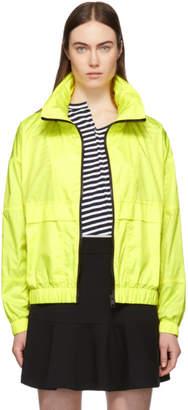 Kenzo Yellow Windbreaker Jacket