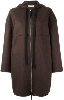 Marni hooded coat