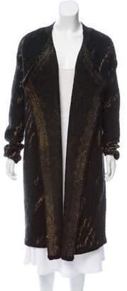 Donna Karan Cashmere-Blend Casual Jacket