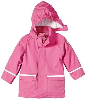 Sterntaler Children's Rain Jacket, Age: 6-8 Years, Size:Pink