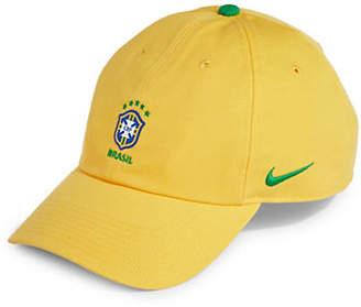Nike Brasil CBF Heritage 86 Cotton Cap