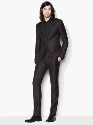 Austin Shawl Collar Tuxedo $2,398 thestylecure.com