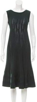 Alaia Wool Tent Dress