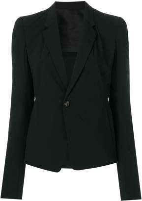 Rick Owens classic tailored jacket