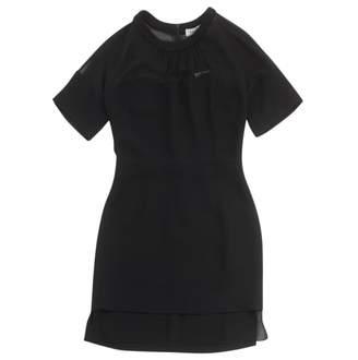 Sandro Black Polyester Dresses