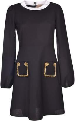 N°21 N.21 Embroidered Dress