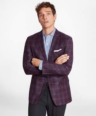 Brooks Brothers Regent Fit Check Sport Coat
