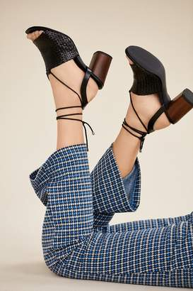 Vagabond Shoemakers Carol Woven Sandal