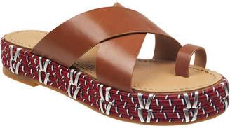 Sigerson Morrison Jacob Leather Sandal
