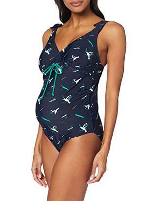 c4deb806e9ba9 Mama Licious Mamalicious Women's Mlrussel Birdy Swimsuit Nf Maternity  Swimming Suit,(Size:)