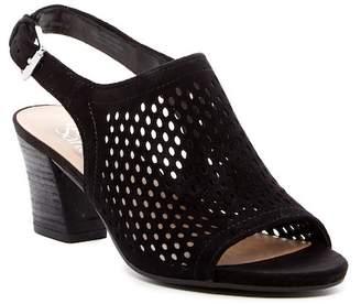 Franco Sarto Monaco Slingback Heel Sandal - Wide Width Available