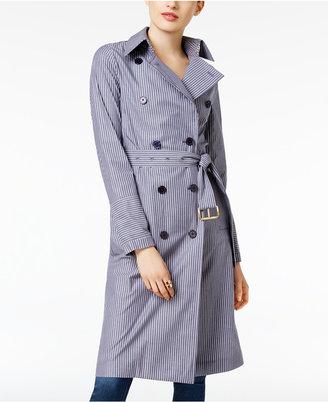 MICHAEL Michael Kors Trench Coat $195 thestylecure.com