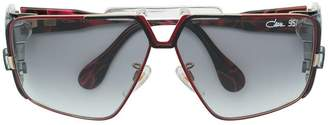 Cazal geometric shaped sunglasses