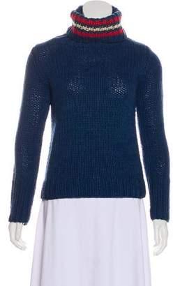 Marc Jacobs Turtleneck Heavy Sweater