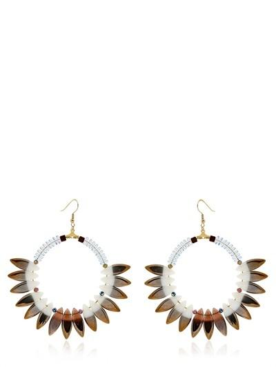 Shalom Petit W Earrings