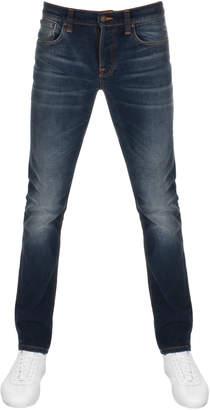 Nudie Jeans Grim Tim Slim Jeans Dark Dreams