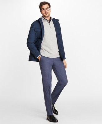 Brooks Brothers Cotton and Nylon Stretch Jacket