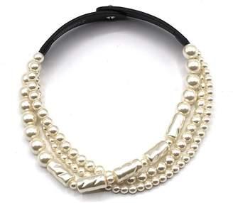 Fairchild Baldwin Multi-Strand Pearl Necklace