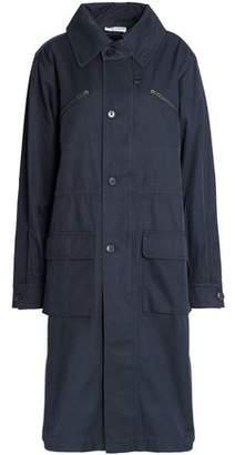 Current/Elliott (カレント エリオット) - Current/Elliott Cotton-Blend Gabardine Coat