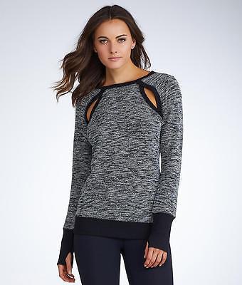 2(x)ist 2(x)ist Cutout Sweatshirt Activewear - Women's