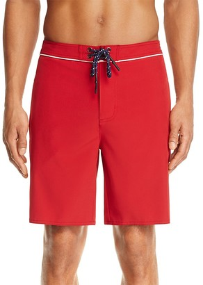 Surfside Core 4-Way Stretch Board Shorts $88 thestylecure.com