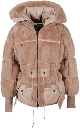 Tom Ford Drawstrings Fur Coat