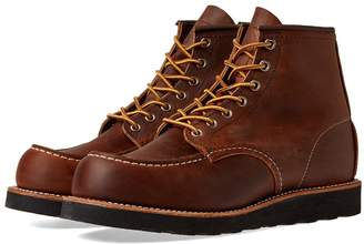 "Red Wing Shoes 8886 Heritage Work 6"" Moc Toe Boot"