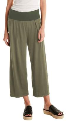 Michael Stars Crop Wide Leg Pants