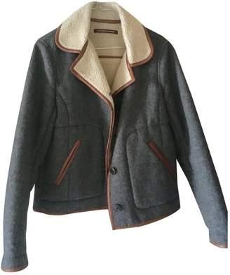 Comptoir des Cotonniers Grey Jacket for Women