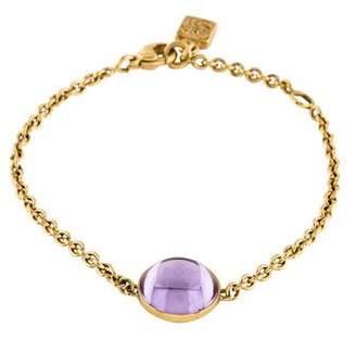 Lalique Cystal Station Bracelet