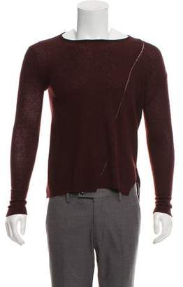 Inhabit Cashmere Crew Neck Sweater