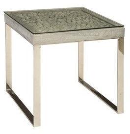 Phillips Collection Driftwood End Table Phillips Collection