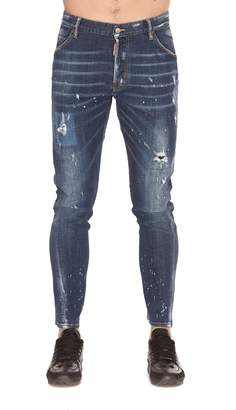 DSQUARED2 Classic Kenny Twist Jean