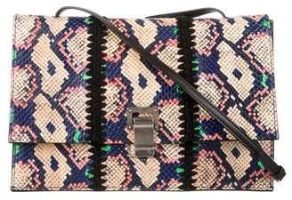 Proenza Schouler Snakeskin Lunch Bag