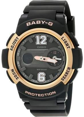 G-Shock BGA-210-1BCR Sport Watches